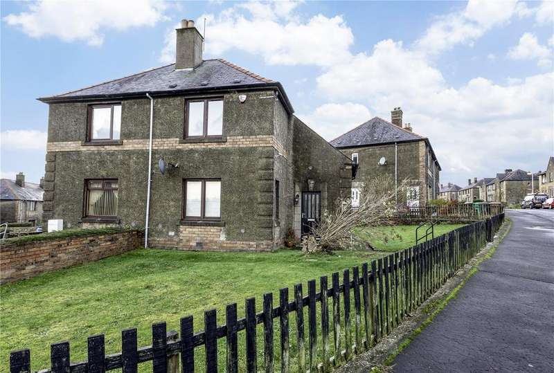 2 Bedrooms Semi Detached House for sale in 62 Adamson Crescent, Dunfermline, Fife, KY12