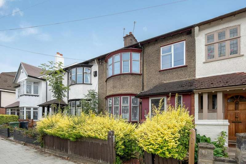 3 Bedrooms House for sale in WEST ROAD, SW4