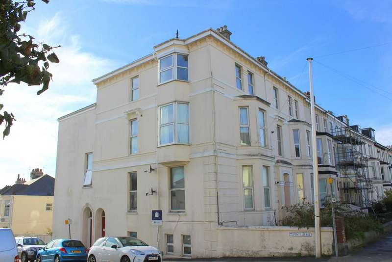 3 Bedrooms Apartment Flat for sale in Ford Park Road, Mutley, Plymouth
