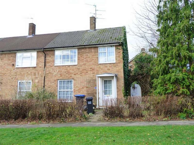 3 Bedrooms End Of Terrace House for sale in Knightsfield, West Side, Welwyn Garden City