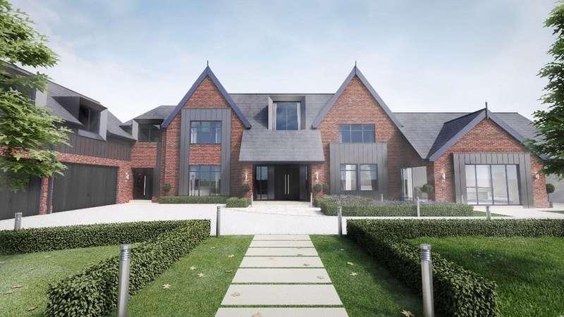 5 Bedrooms Detached House for sale in Prestbury Road, Wilmslow, SK9 2LJ