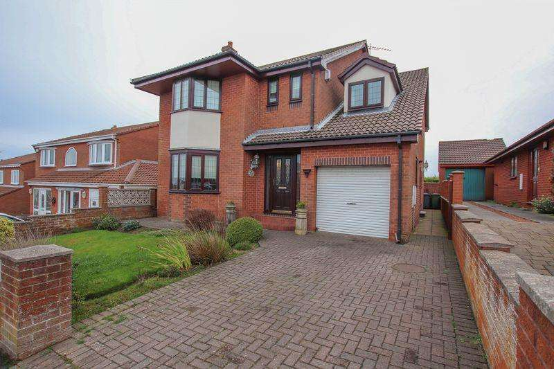 5 Bedrooms Detached House for sale in Carvers Court, Brotton