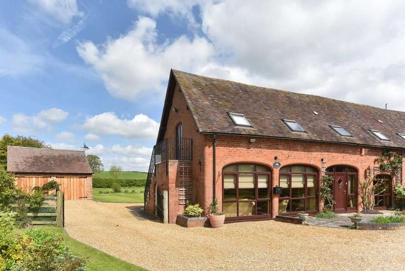 4 Bedrooms Barn Conversion Character Property for sale in Alne Hills, Great Alne, Alcester