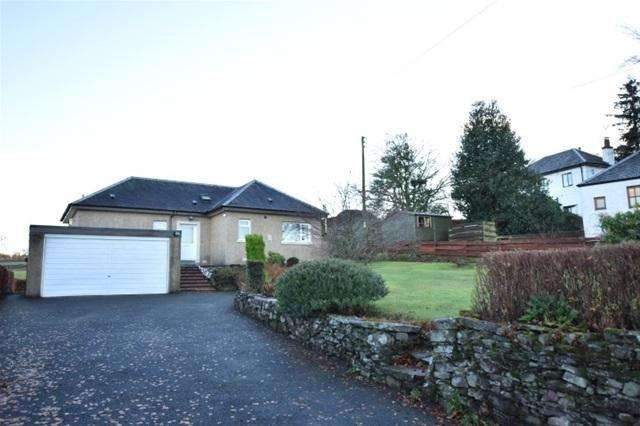 3 Bedrooms Detached Bungalow for sale in Peat Road, Muthill