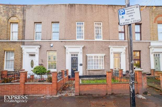 3 Bedrooms Terraced House for sale in Fairfield Road, London