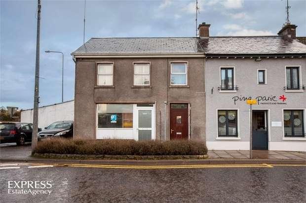 3 Bedrooms End Of Terrace House for sale in Fairgreen Street, Irvinestown, Enniskillen, County Fermanagh