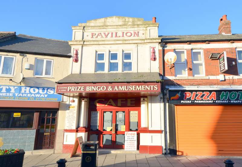 1 Bedroom Commercial Property for sale in Main Street, Ferryhill, DL17 8LA