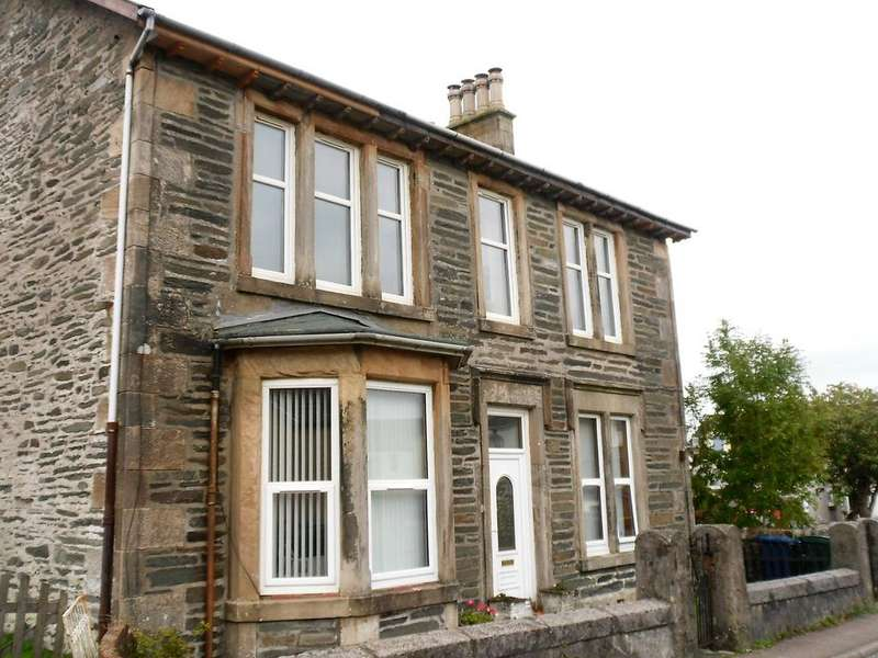 3 Bedrooms Flat for sale in Milton Rd, Dunoon PA23