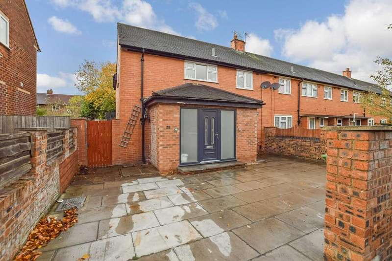 5 Bedrooms Semi Detached House for sale in Greystoke Avenue, Timperley, Cheshire, WA15