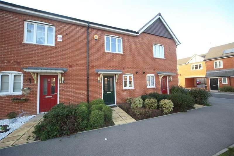2 Bedrooms Terraced House for sale in Starling Crescent, Langley, Berkshire