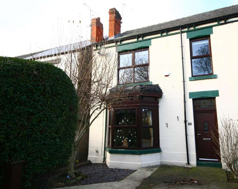 4 Bedrooms Semi Detached House for sale in Station Road, Woodhouse, Sheffield S13