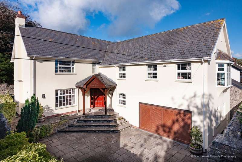 4 Bedrooms Detached House for sale in SYCAMORE HOUSE, CHURCH STREET, NEWTON, PORTHCAWL CF36 5PD