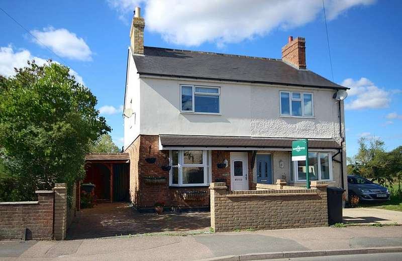 3 Bedrooms Semi Detached House for sale in High Street, Arlesey, SG15