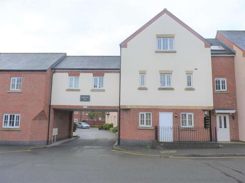 2 Bedrooms Apartment Flat for sale in Blackfriars Place, Market Harborough