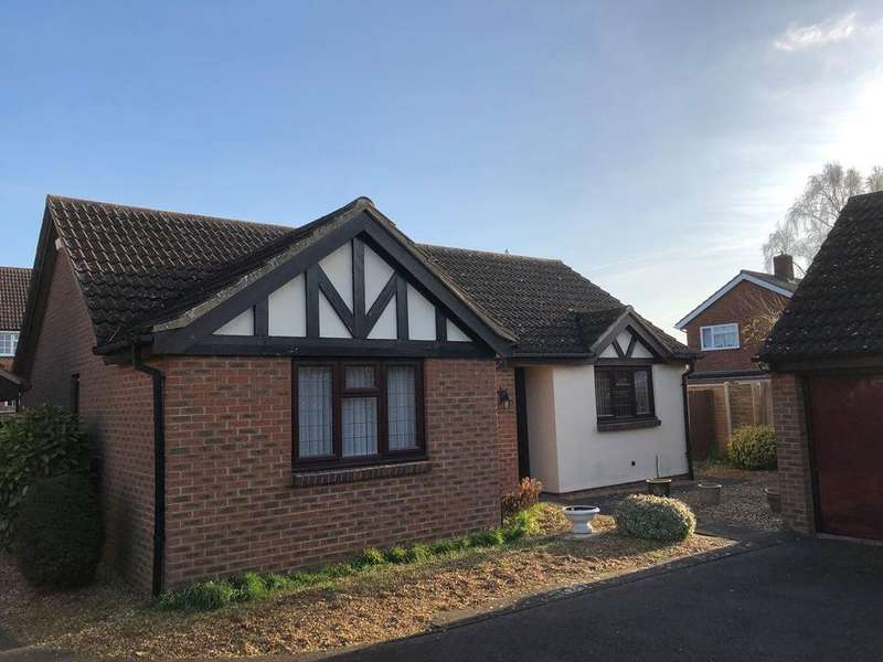 3 Bedrooms Detached Bungalow for sale in Brockwood Close, Gamlingay SG19