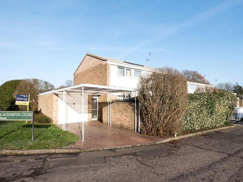 4 Bedrooms House for sale in Blackwater Close, Caversham, Reading, RG4
