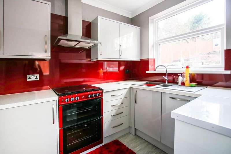 2 Bedrooms Bungalow for sale in Montreal Road, Lammack