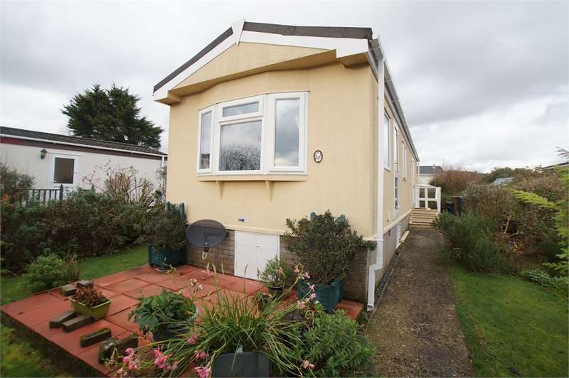 2 Bedrooms Park Home Mobile Home for sale in CA20 1HY Fell View Park, Gosforth, Seascale, Cumbria