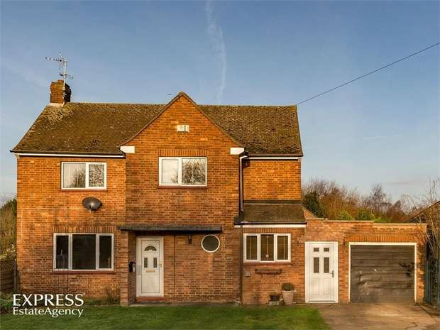 4 Bedrooms Detached House for sale in Harlaxton Road, Grantham, Lincolnshire