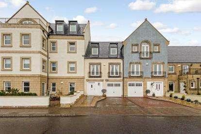 4 Bedrooms Terraced House for sale in Harbourside, Kip Marina Village