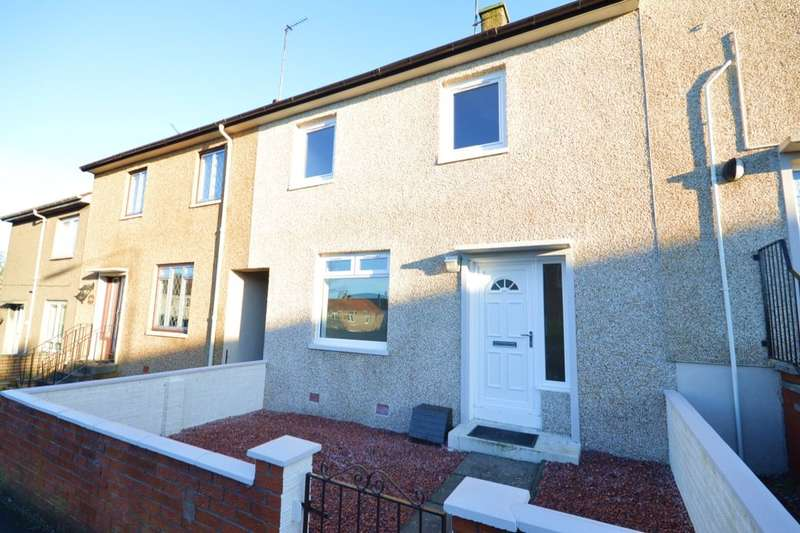 2 Bedrooms Property for sale in Cluny Park, Cardenden, Lochgelly, KY5