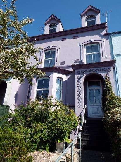 6 Bedrooms Terraced House for sale in North Road, Caernarfon, Gwynedd, LL55