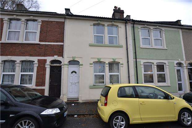 2 Bedrooms Terraced House for sale in Devon Road, Whitehall, Bristol, BS5 9AD