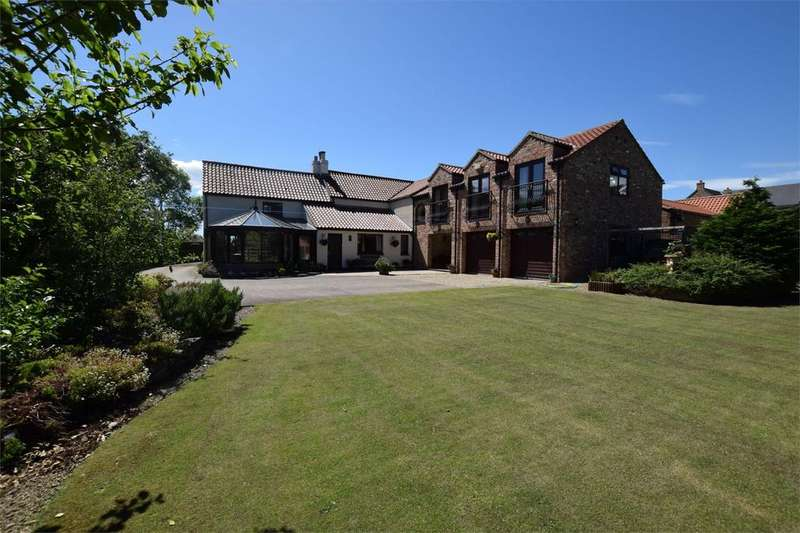 5 Bedrooms Detached House for sale in Whitton Village, Stillington, Stockton On Tees, TS21