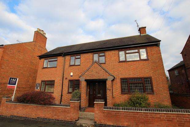 4 Bedrooms Detached House for sale in Main Street, Queniborough, Leicester, LE7