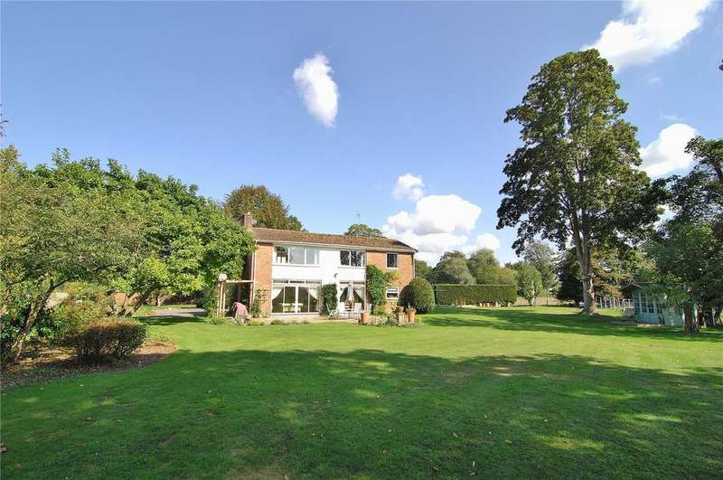 5 Bedrooms Detached House for sale in The Green, Frampton on Severn, Gloucester, Gloucestershire, GL2