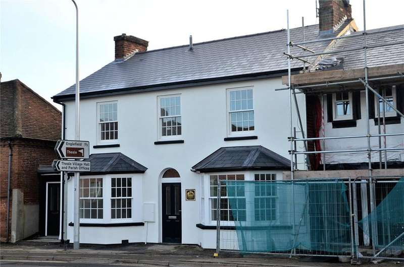 1 Bedroom Apartment Flat for sale in Church Street, Theale, READING, RG7