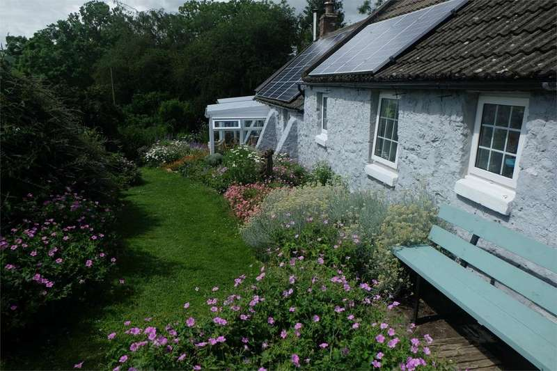 3 Bedrooms Detached House for sale in Haughhead, Wooler, Northumberland, NE71
