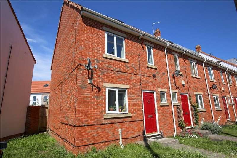 3 Bedrooms End Of Terrace House for sale in Kelston Road, Westbury-On-Trym, Bristol, BS10