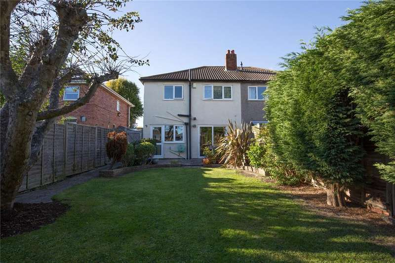 3 Bedrooms Semi Detached House for sale in Charlton Road, Brentry, Bristol, BS10