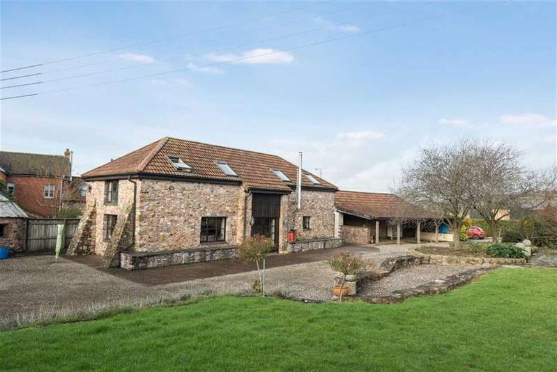 4 Bedrooms Detached House for sale in Blackborough, Cullompton, Devon, EX15