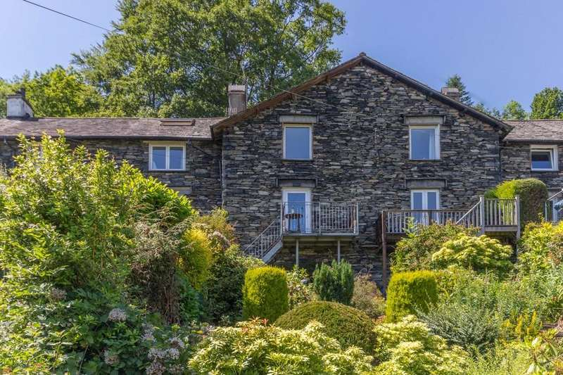 2 Bedrooms Terraced House for sale in Tanderra, 3 Thurston Bank, Coniston