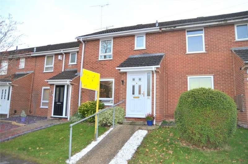 3 Bedrooms Terraced House for sale in Pottery Road, Tilehurst, Reading, Berkshire, RG30