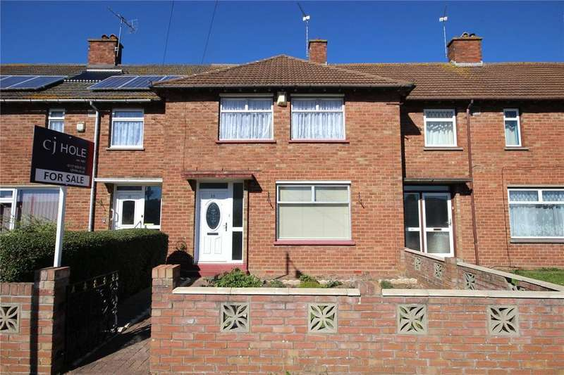3 Bedrooms Terraced House for sale in Greystoke Avenue, Bristol, BS10