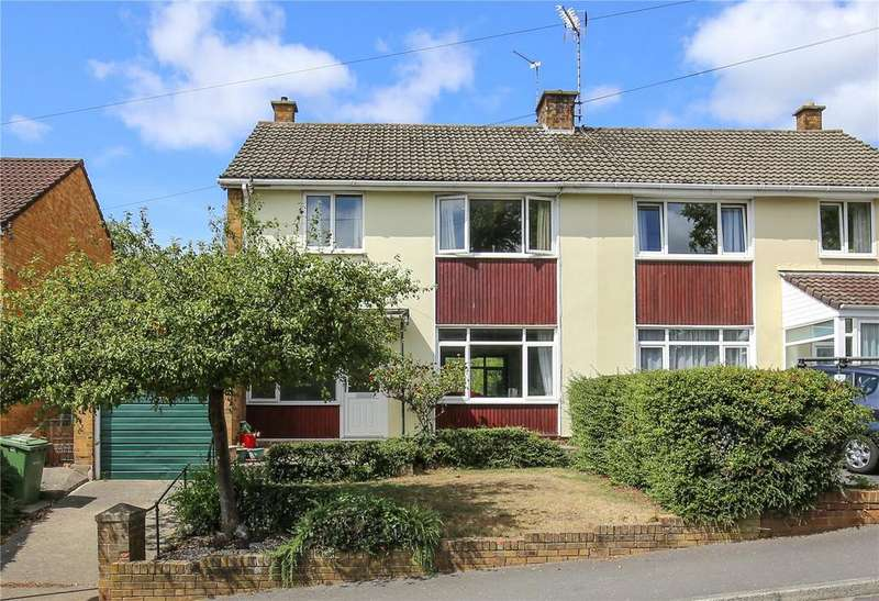 3 Bedrooms Semi Detached House for sale in Falcondale Walk, Westbury-On-Trym, Bristol, BS9