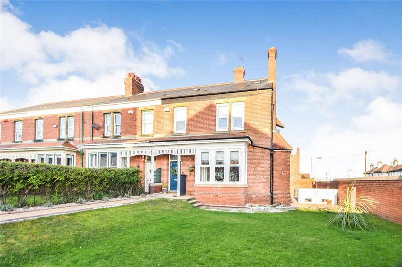 4 Bedrooms End Of Terrace House for sale in Tempest Road, Seaham, Co Durham, SR7