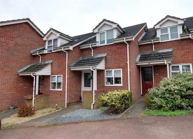 1 Bedroom Terraced House for sale in Colmworth Close, Lower Earley, Reading, Berkshire, RG6