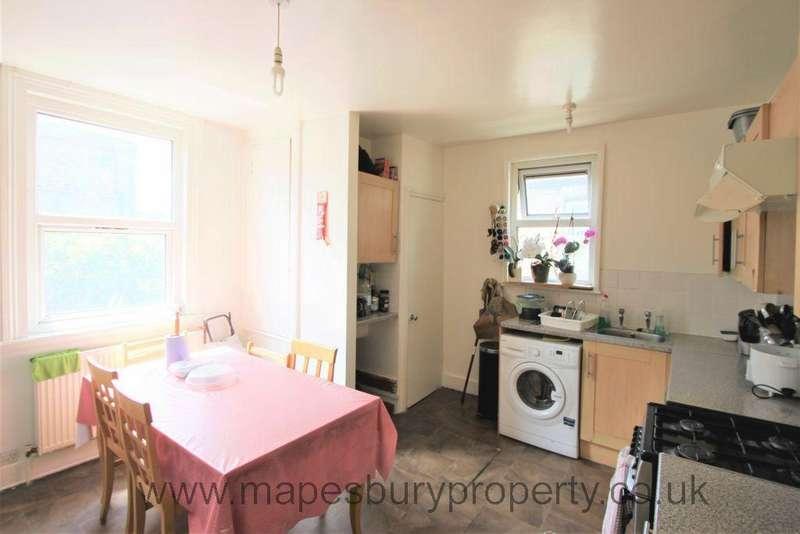 2 Bedrooms Maisonette Flat for sale in Deacon Road, Dollis Hill, NW2