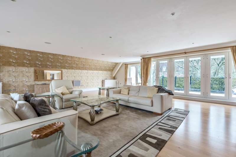 3 Bedrooms Flat for sale in Sunningdale, Berkshire, SL5