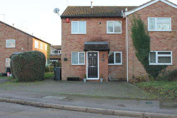 1 Bedroom Cluster House for sale in Speedwell Close, Luton, LU3