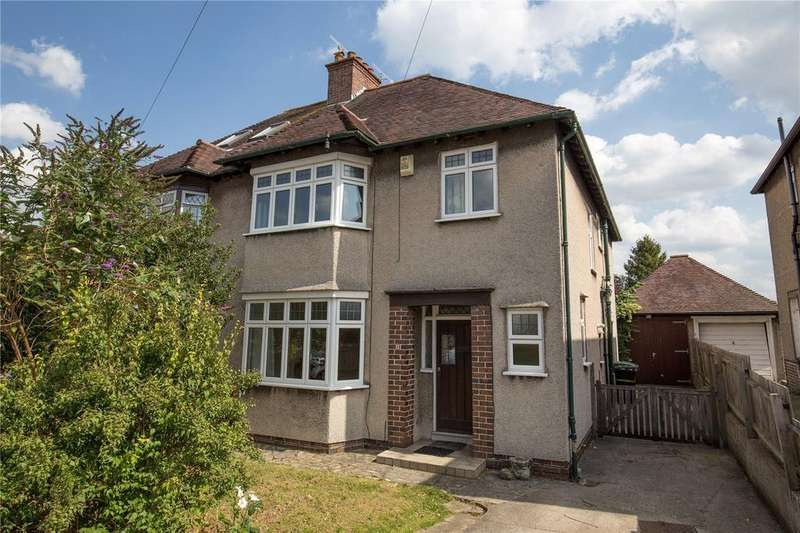4 Bedrooms Semi Detached House for sale in Hill Burn, Henleaze, Bristol, BS9