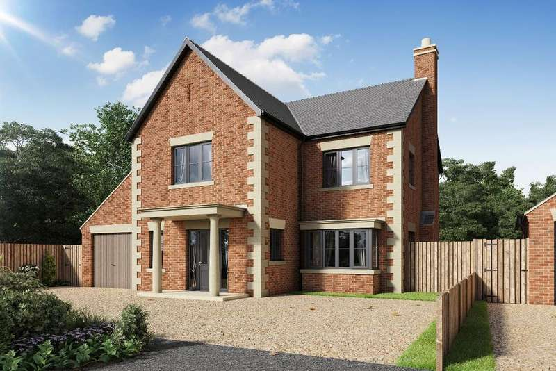 4 Bedrooms Detached House for sale in NEW HOME IN RED LAKE