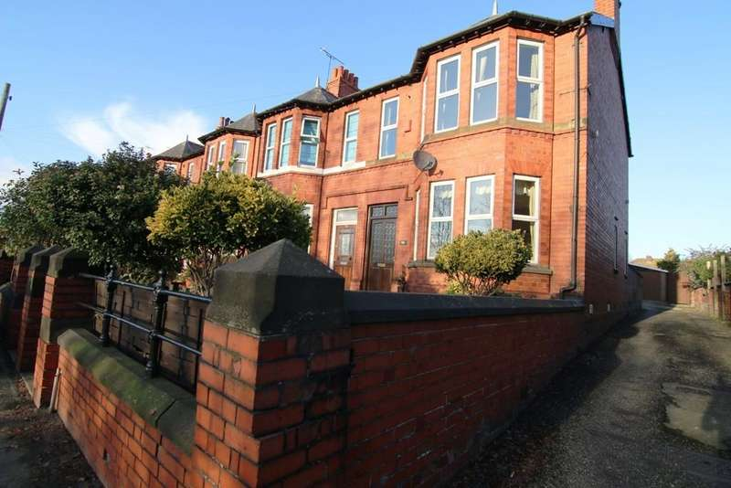 3 Bedrooms End Of Terrace House for sale in Whitchurch Road, Great Boughton, CH3
