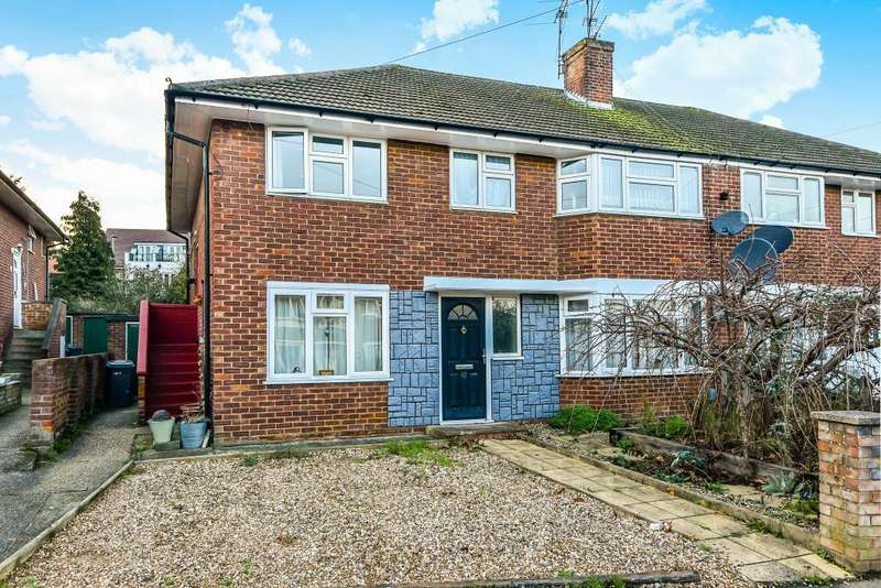 2 Bedrooms Maisonette Flat for sale in Whurley Way, Maidenhead, SL6