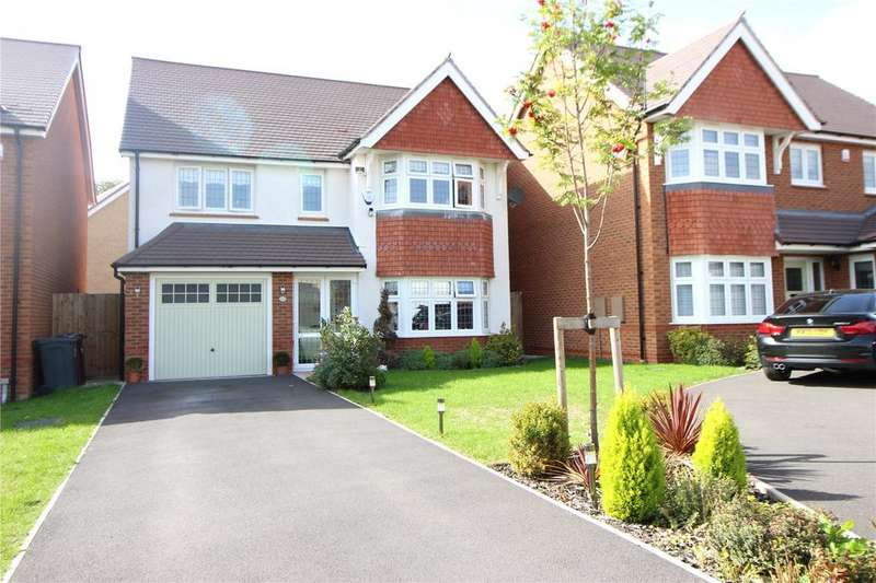 4 Bedrooms Detached House for sale in Friars Way, Liverpool, Merseyside, L14
