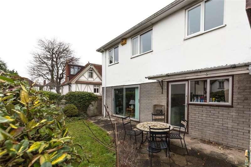 4 Bedrooms Detached House for sale in West Rocke Avenue, Stoke Bishop, Bristol, BS9